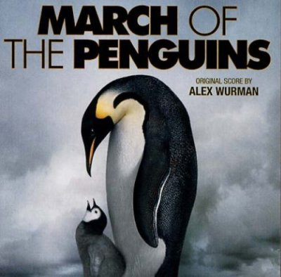 march of the penguins case cover
