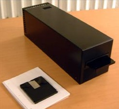 Disk and Drive
